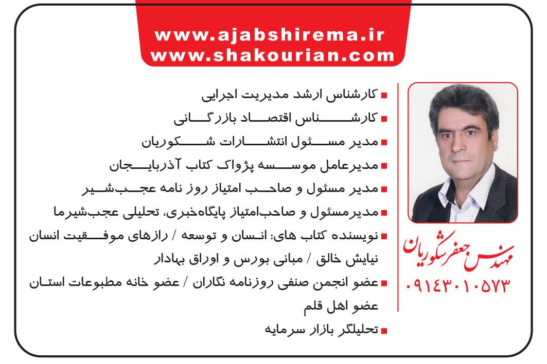 انتشارات شکوریان